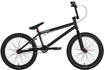 Haro 350 1 BMX Bike - Black: Amazon co uk: Sports & Outdoors