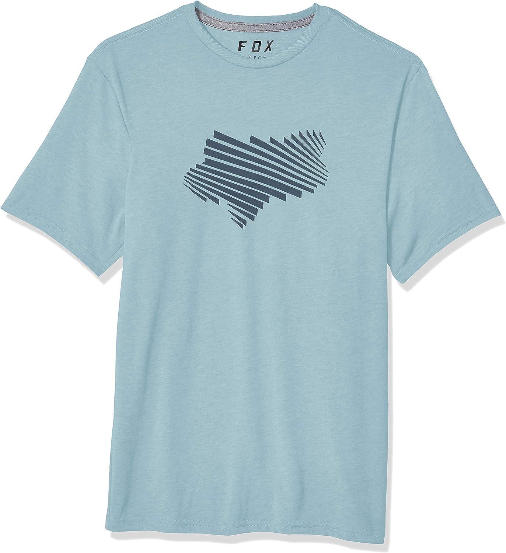 Fox Men's Standard Clash Short Sleeve Tech T-Shirt