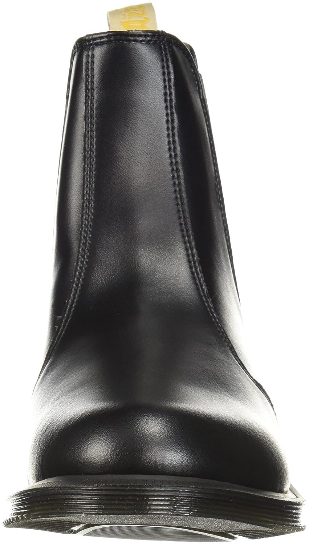 1530473f5b2 Dr. Martens ženská veganská Dr. flora černá veganská kotníkové boty černá  Černá 9765e22 - catuma.club