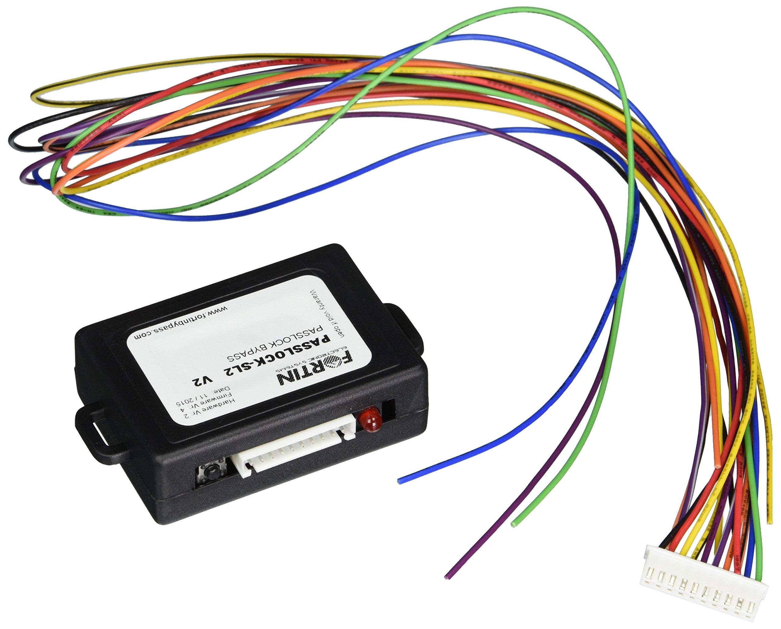 Fortin - PASSLOCK-SL2-V2 - GM Passlock and VATS Transponder Key Bypass Module