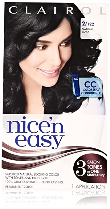 The Best Black Hair Dye