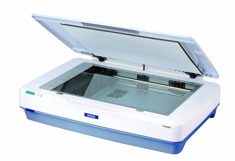 Epson GT-20000 Scanner Net Config Treiber Herunterladen