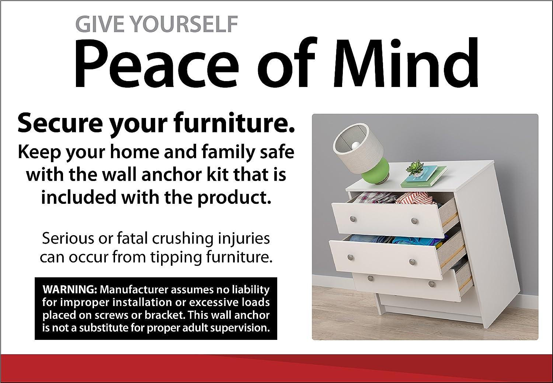 Black Dorel Home Furnishings 9482096 AR1699 Ameriwood Home Lawrence 4 Shelf Ladder Bookcase Bundle