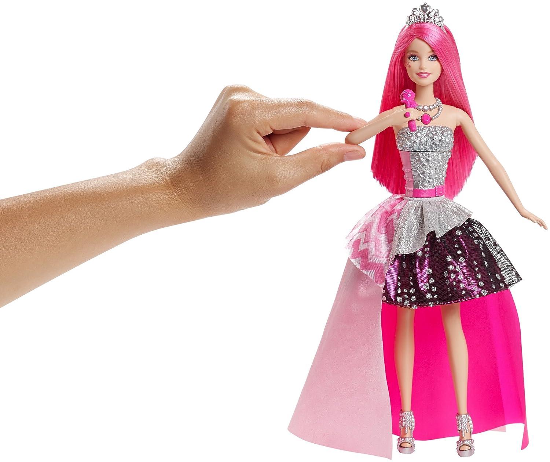 Barbie Rock-n-realeza Courtney Muñeca