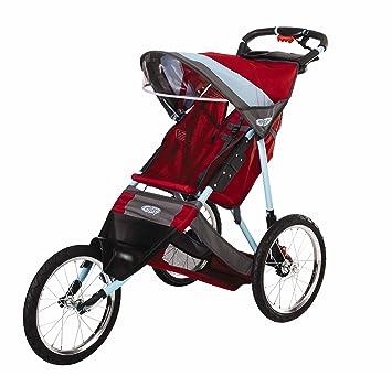InStep Run Around LTD Jogging Stroller (Teal/ Brick): Amazon.co.uk ...