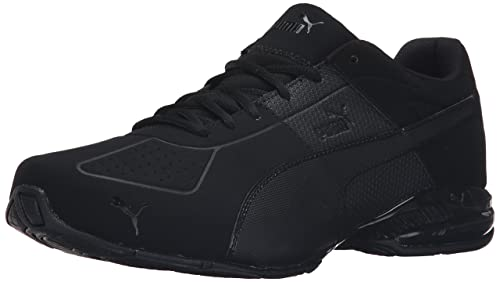 Puma Men's Cell Surin 2 Matte Cross-Trainer Shoe, Black, ...