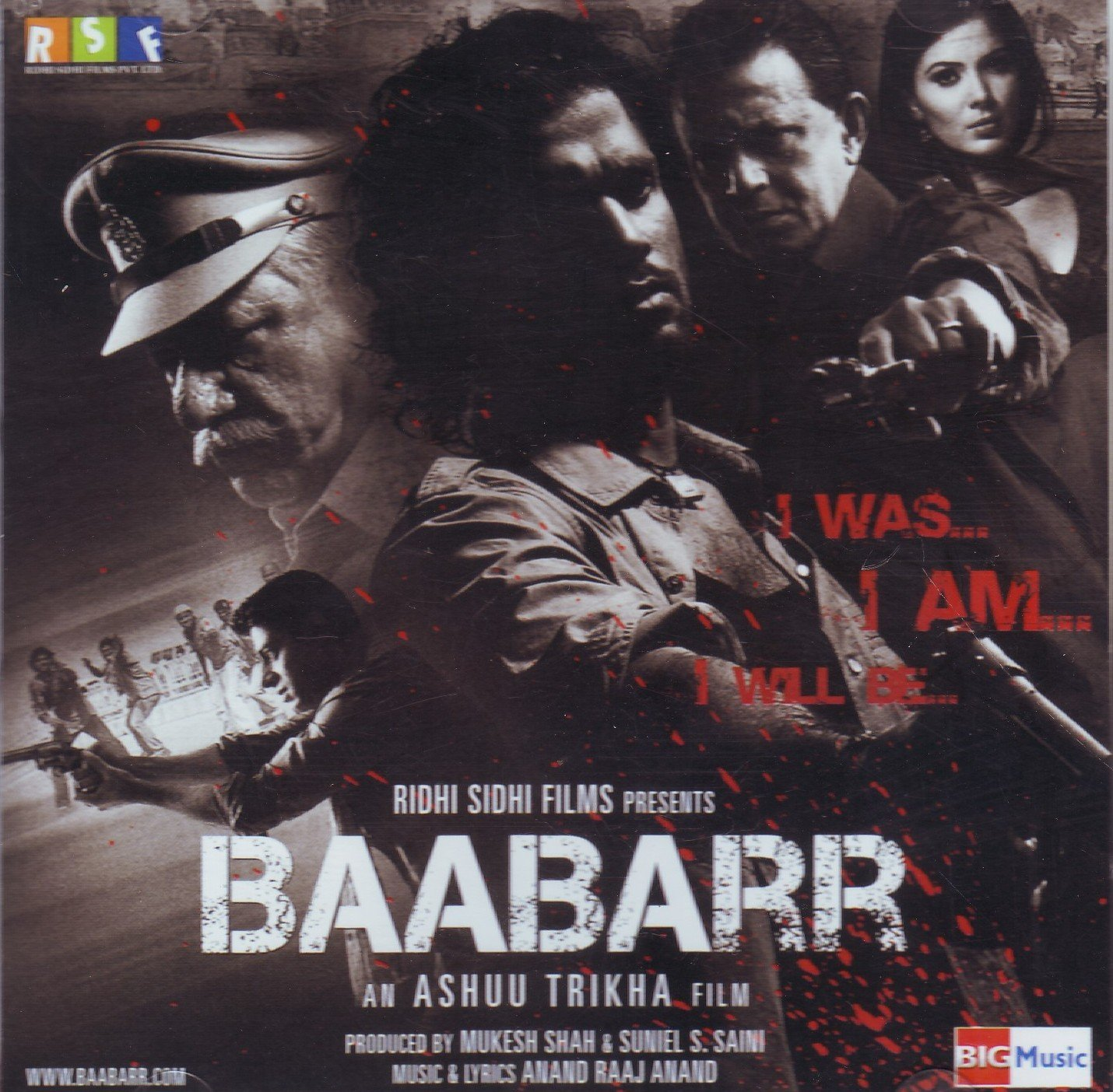 Baabarr Film Max 69% OFF Soundtrack Bollywood Hindi 70% OFF Outlet Music Movie Songs