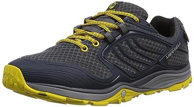 Merrell Verterra Sport GoreTex Mens Trekking and Hiking Shoes J01725