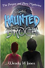 The Haunted Broch (The Fergus & Flora Mysteries Book 2) Kindle Edition