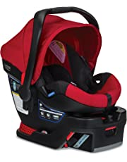 Britax E1A735P B-SAFE 35 Infant Seat, Red
