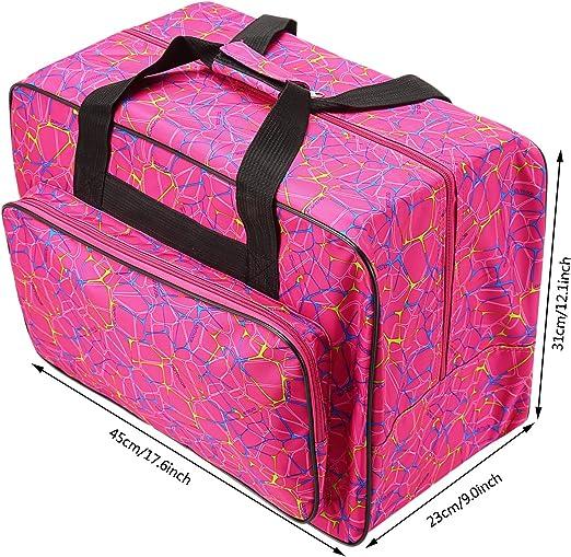 homdox Máquina de coser funda bolso Máquina de coser universal ...