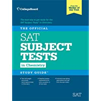 The Official SAT Subject Test in Chemistry Study Guide (College Board Official SAT Study Guide)