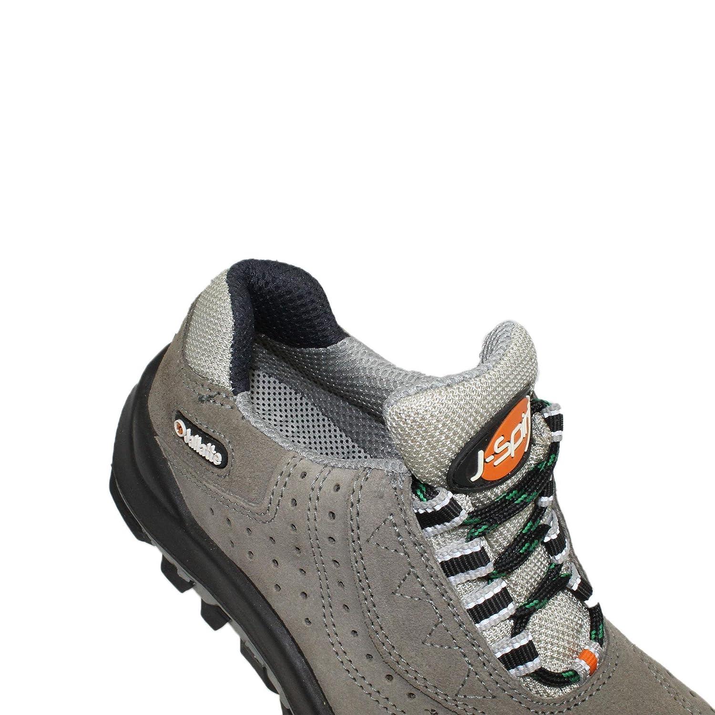 Jallatte jalorion s1P chaussures berufsschuhe 00823 chaussures plates - Noir - Noir, 39 EU