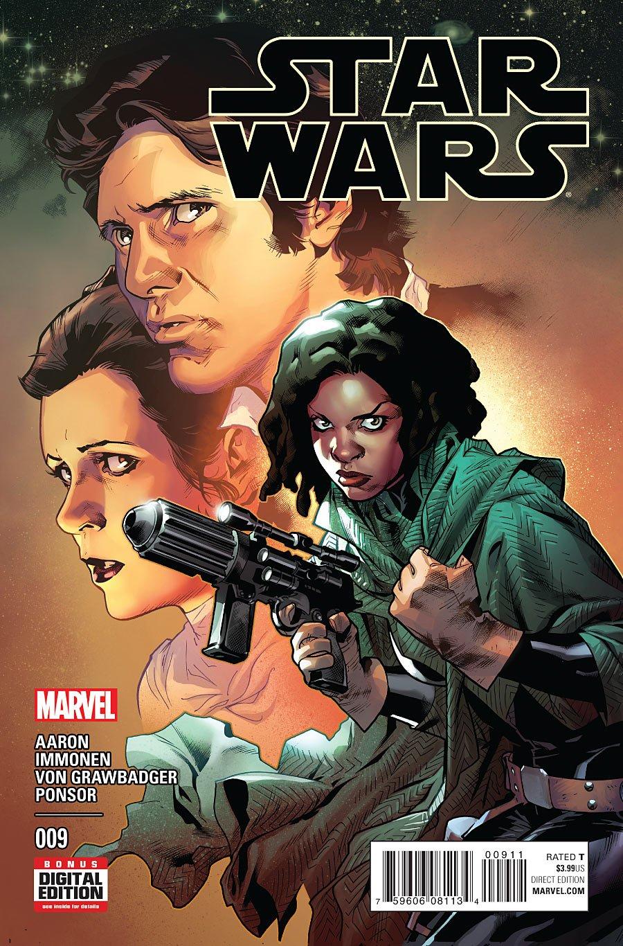 Star Wars #9 Comic Book pdf epub