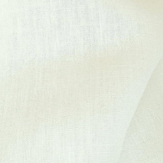 Sommer Nessel-Stoff 220cm Vorhang Gardine Sonnensegel  Baumwoll-Meterware Tolko