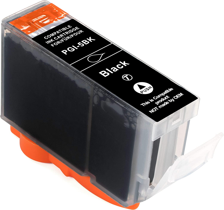 Esmonline 10 Komp Druckerpatronen Als Ersatz Zu Canon Pgi 5 Cli 8 Für Pixma Mp500 Mp520x Mp530 Mp600r Mp610 Mp800r Mp810 Mp830 Mx700 Mx850 Ip4200x Ip4300 Ip4500x Ip5200r Ip5300 Ip6600d Ip6700d Ix5000 Ix4000