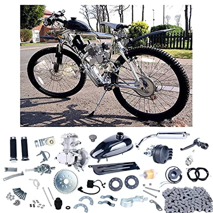 Amazon YaeCCC Bicycle Motor Kit 80cc 2 Stroke Engine