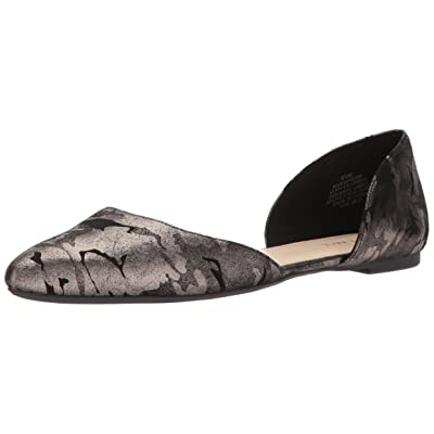 NINE WEST Women's Starship Metallic | Flats