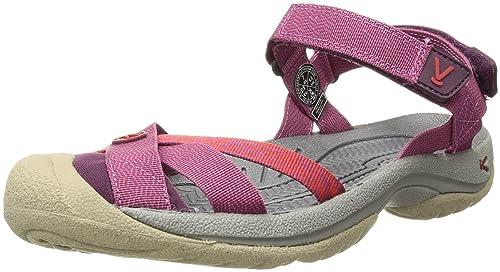 KEEN Bali Strap Women s Walking Sandals - SS18 Purple  Amazon.co.uk ...