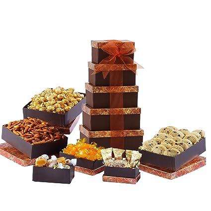 Gourmet - Cesta de regalo para Navidad y regalos ...