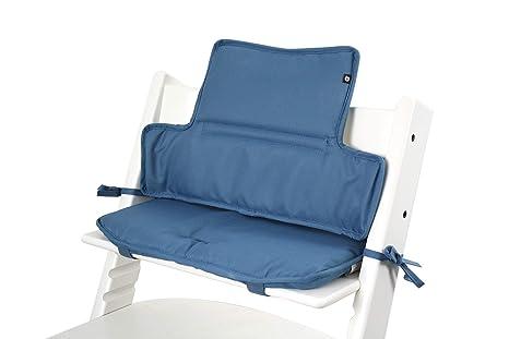 tinydo Trona de asiento Cojín + ideal para stokke Tripp de ...
