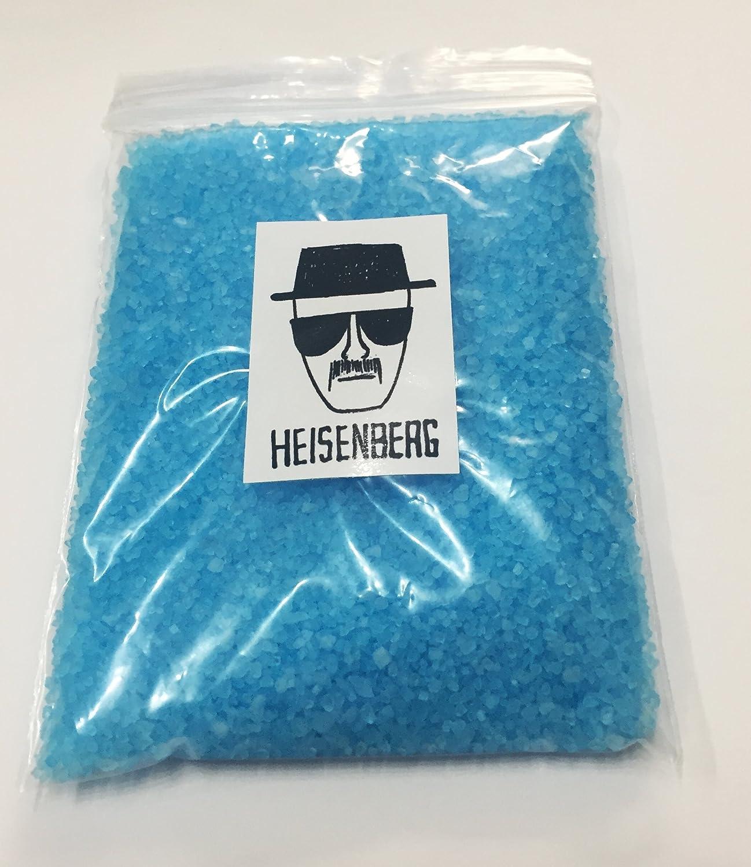Breaking Bad Heisenberg's Blue Crystal Meth Bath Salt - Relaxing Men Women Gift (Cool Water (Men)) H Rainbow Sensation