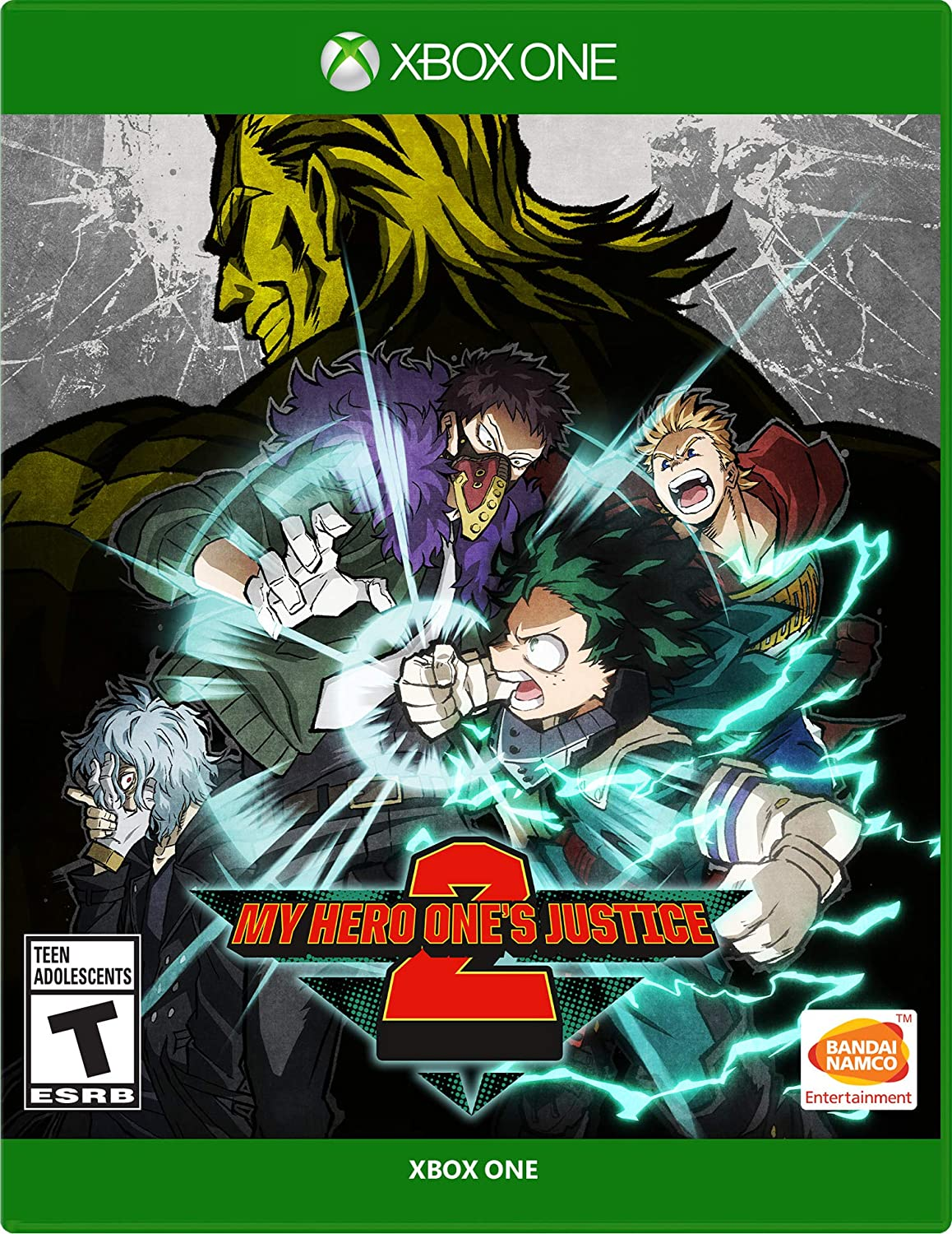 My Hero Ones Justice 2 for Xbox One [USA]: Amazon.es: Bandai Namco Games Amer: Cine y Series TV