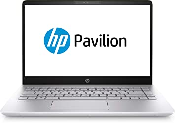 HP 14 Intel Core i5 8th Gen 14-inch FHD Thin and Light Laptop (8GB/256GB SSD/Windows 10 Home/MS Office/Silk Gold/1.6 kg),bf120TU Laptops at amazon