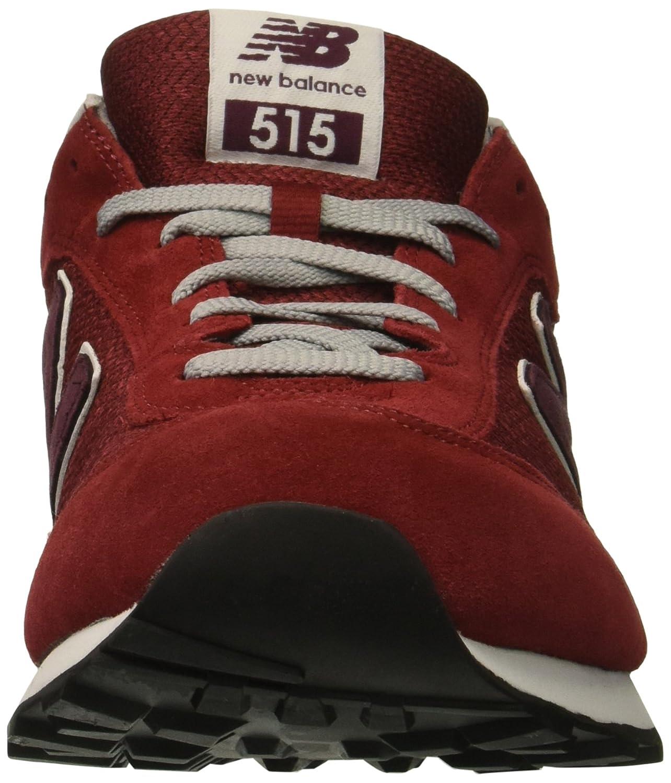 New Balance Herren 515v1 Turnschuh burgunderfarben B075R3RDCM    c859d4