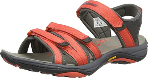 Strappy Ladies Hiking Sandals: Amazon