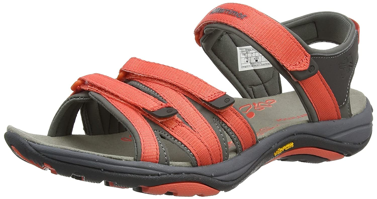 1d7337daa Karrimor Women s Strappy Ladies Hiking Sandals  Amazon.co.uk  Shoes   Bags