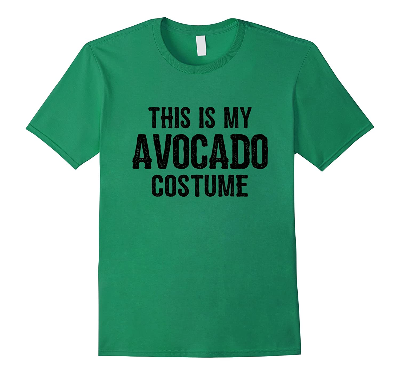 Avocado Costume Shirt for Halloween Men Women Kids-FL