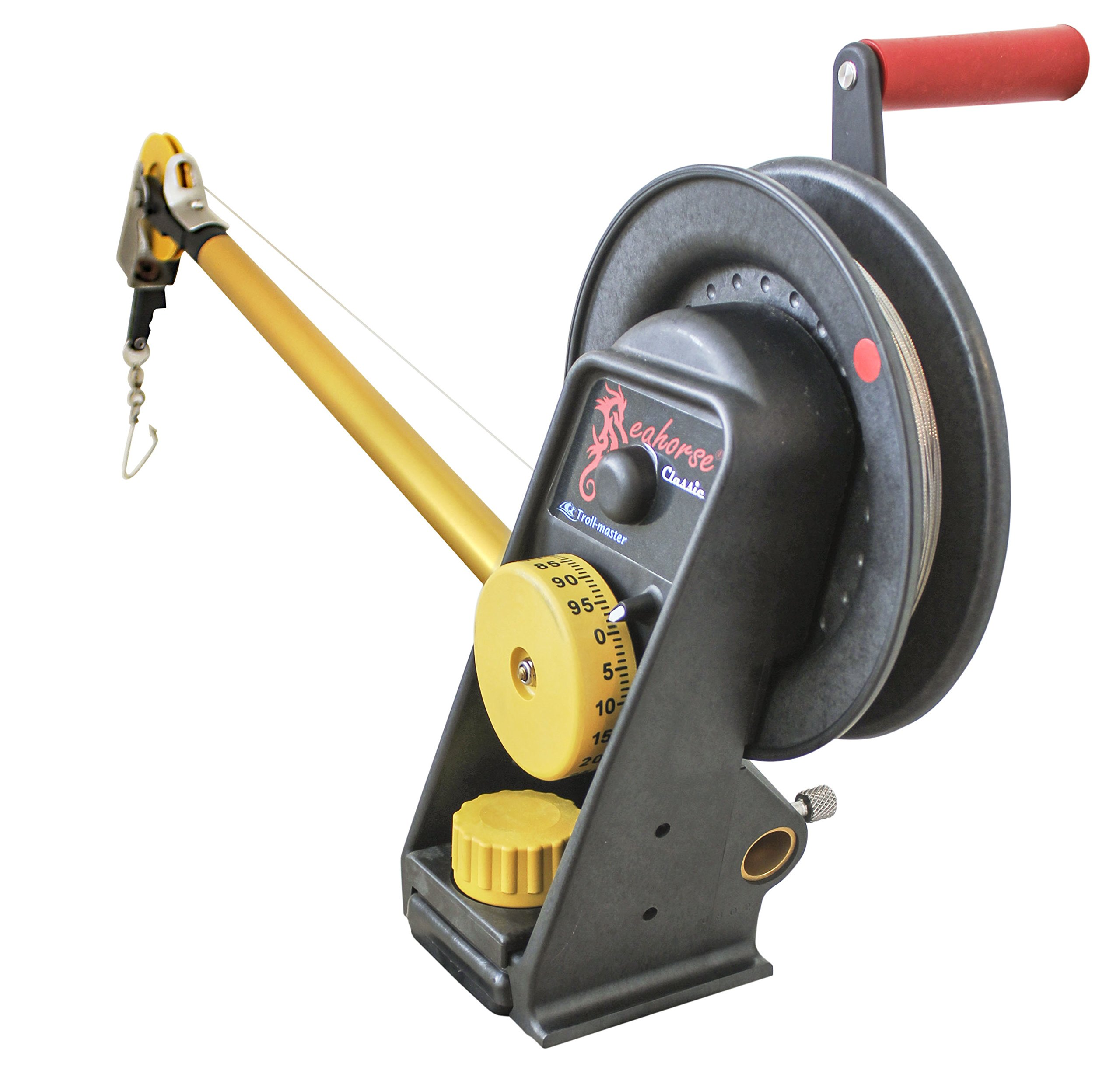 Seahorse Manual Downrigger System By Troll-master
