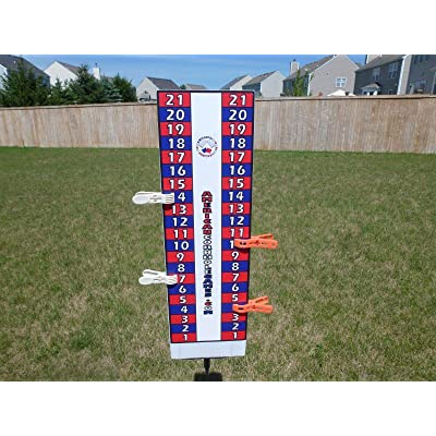 Cornhole Score Keeping Tower-Score Keeper - Bossette Boutique: Toys & Games