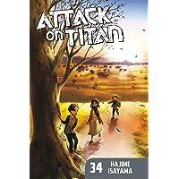 Attack on Titan 34: 33