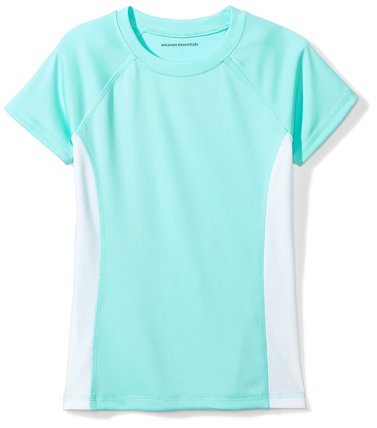 Amazon Essentials Girls Girls' Swim Tee GAE45076SP18