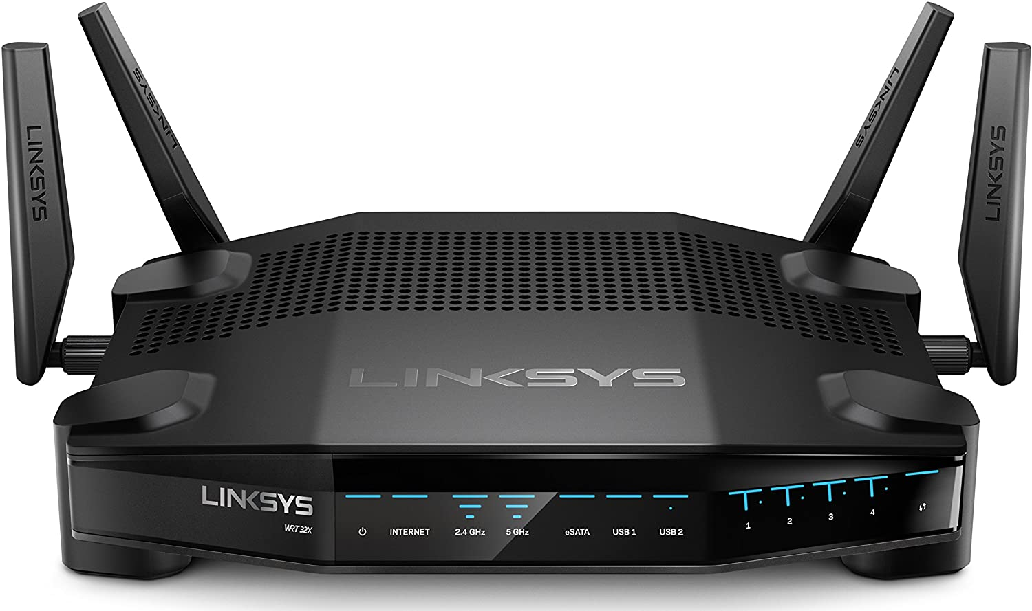 Linksys Wrt32x Ac3200 Dual Band Wi Fi Gaming Router Computer Zubehör