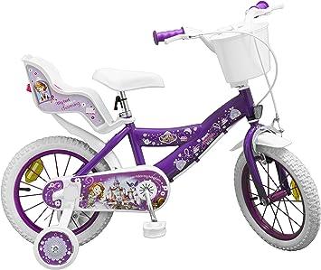 Princesa Sofía - Bicicleta de 14