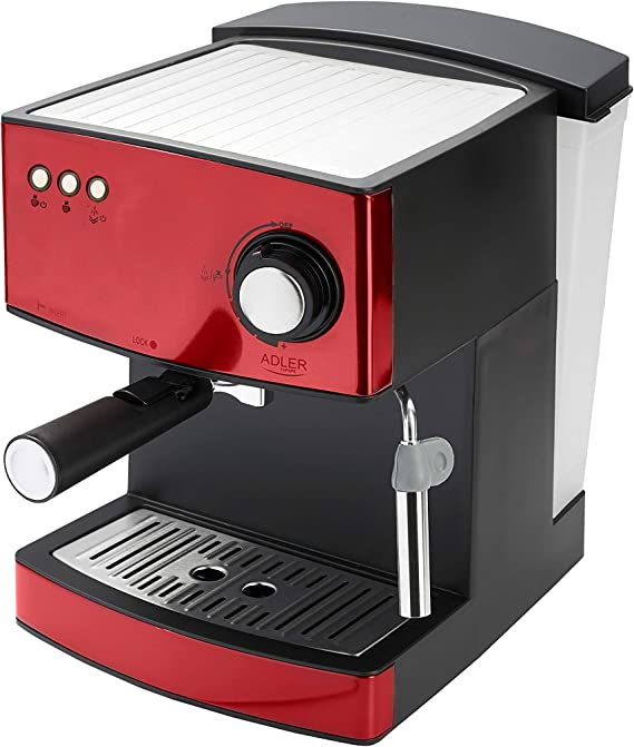 Cafetera Expreso Automática Adler