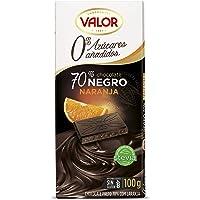 Valor, Galleta Fresca de Oblea (Chocolate Negra, Naranja)