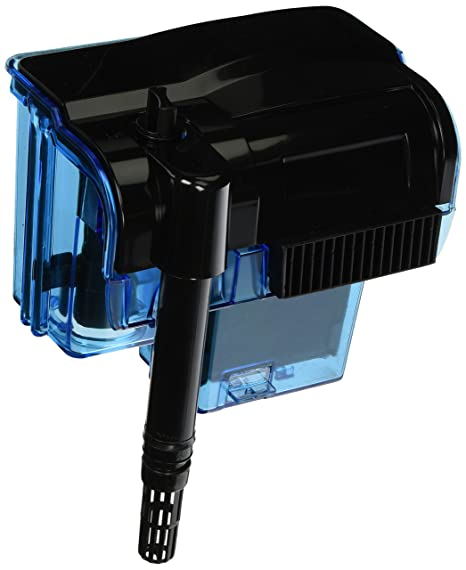 Penn-Plax Cascada Hang-On Filtro de Acuario con Quad Sistema de filtrado Limpia