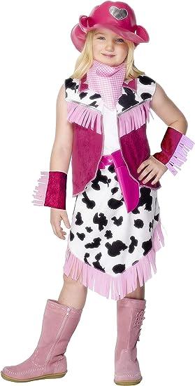 Smiffys 28941L - Disfraz de rodeo para niña: Amazon.es: Juguetes ...