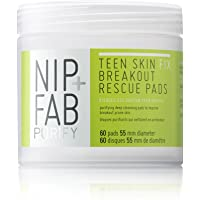NIP+FAB Tiener Skin Fix Breakout Rescue Pads