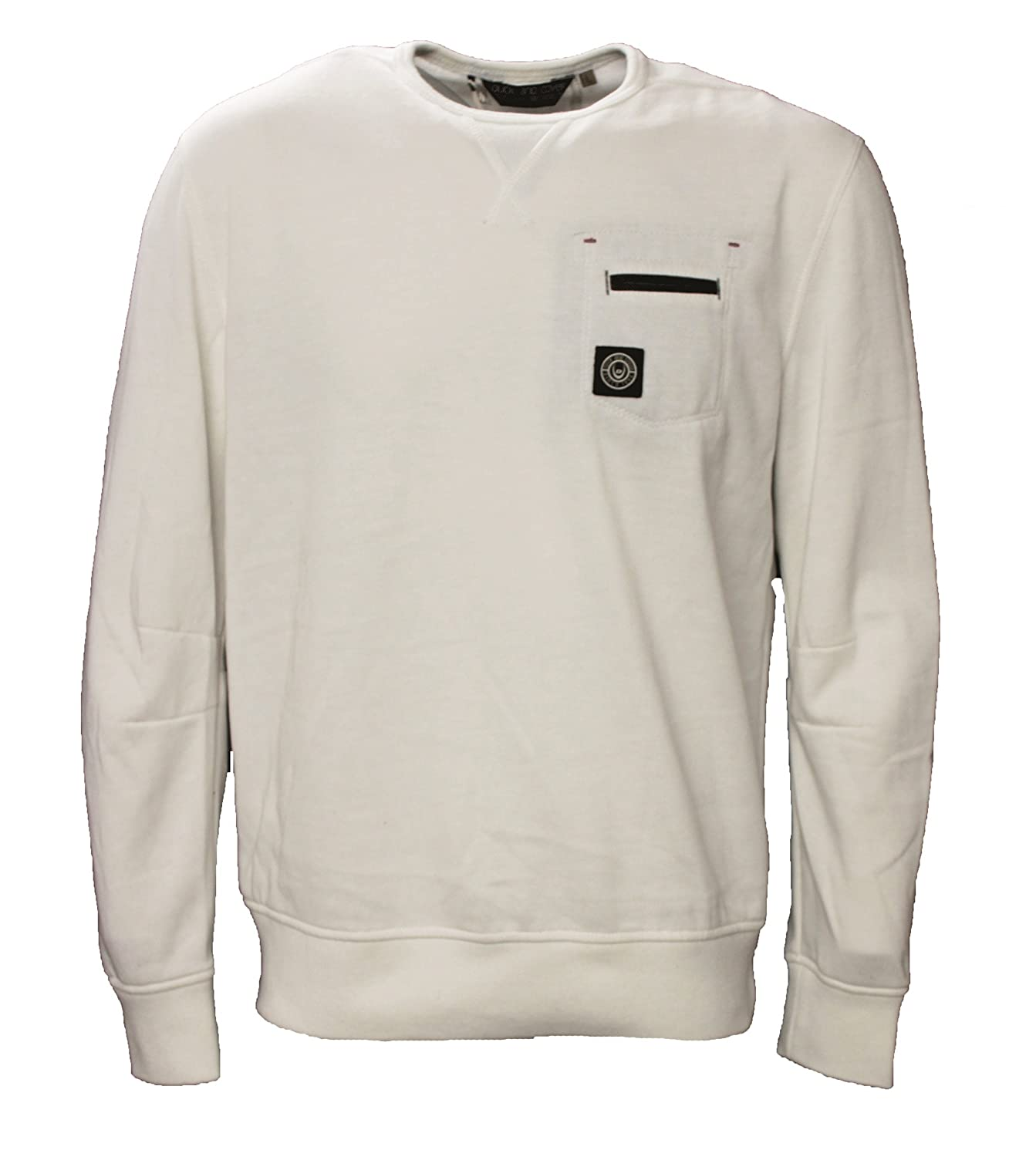 Duck and Cover Speake V2 Crew Neck Jumper Sweatshirt