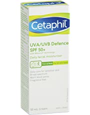 Cetaphil UVA / UVB Defence SPF50+, 50 ml