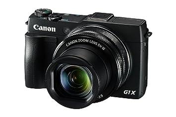 Canon PowerShot G1X Mark II Camera 128 MP 5x Optical Zoom 3 Inch