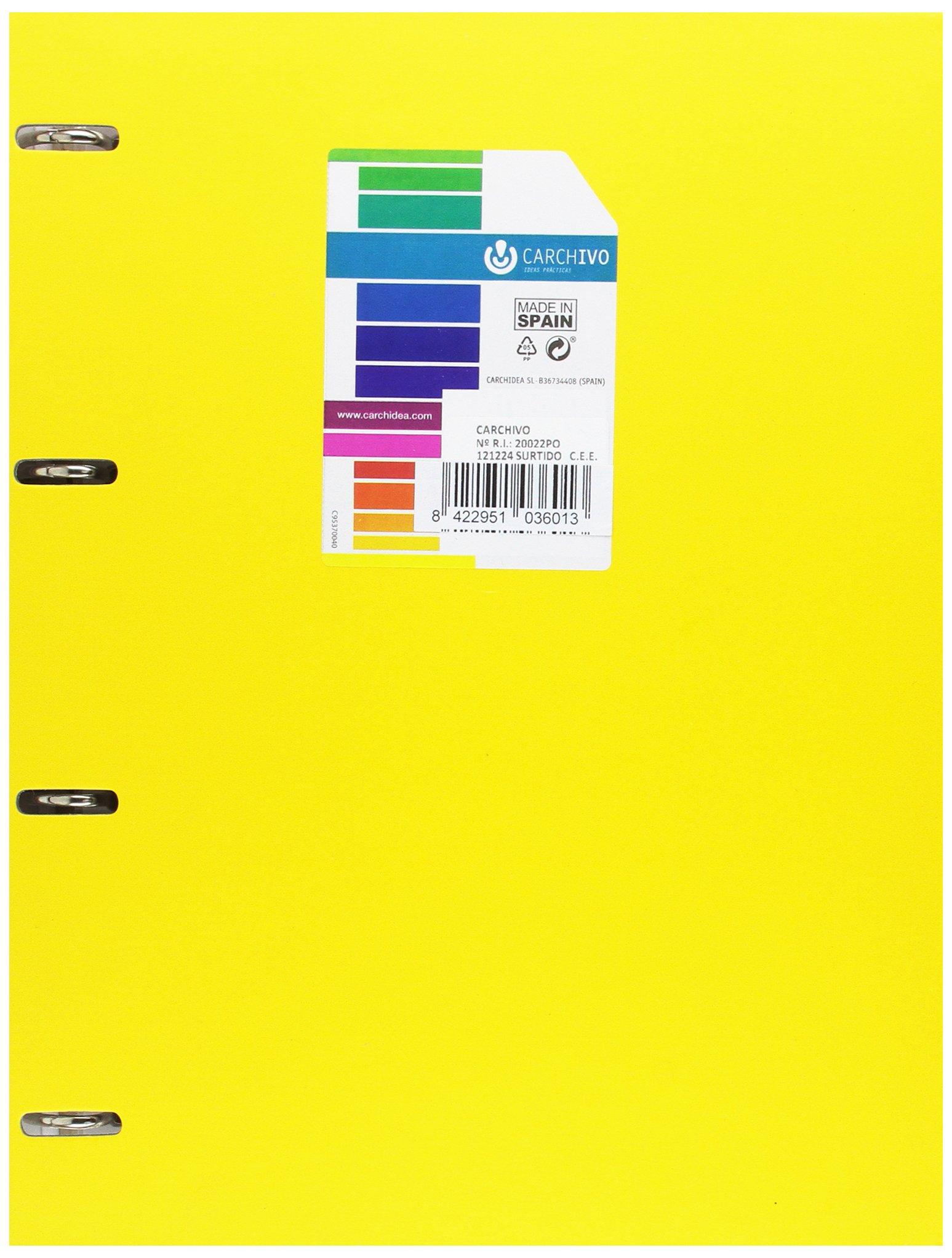 carchidea 230407–Polypropylene Folder