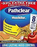 Pathclear 6pK Plus Free 2pK Weed Killer Tubes