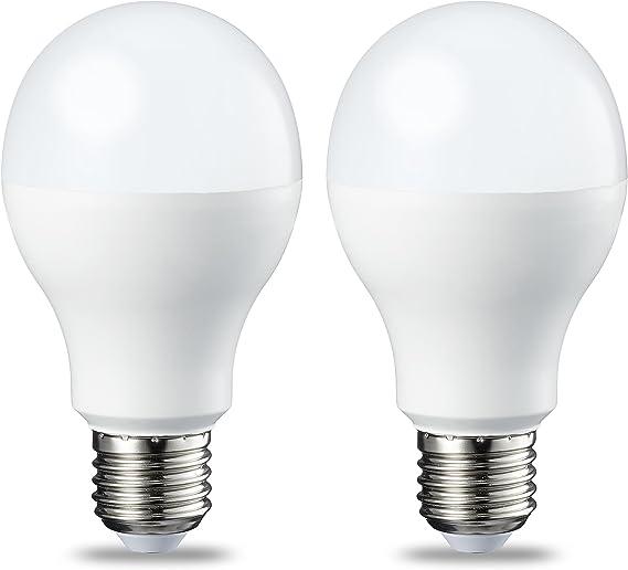 E 27 kalt weiß 230 V 1 St.LED Leuchtmittel 1 W  = 20 W 20 LEDs
