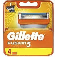 Gillette Fusion Manual Cuchillas – Pack de 4